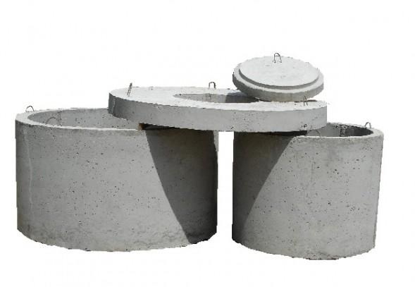 Размеры ЖБИ колец и других элементов конструкции колодца