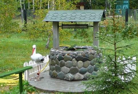 Бетонные и каменные столбы