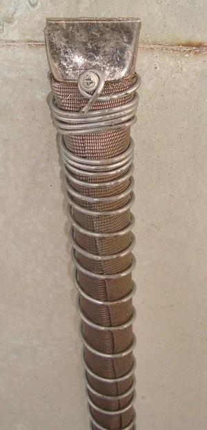 Готовый фильтр для колодца, сделанный самостоятельно