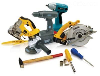 Инструменты для изготовления домика для колодца