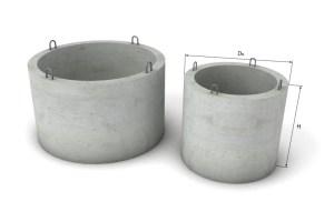 Колодезные кольца с замками