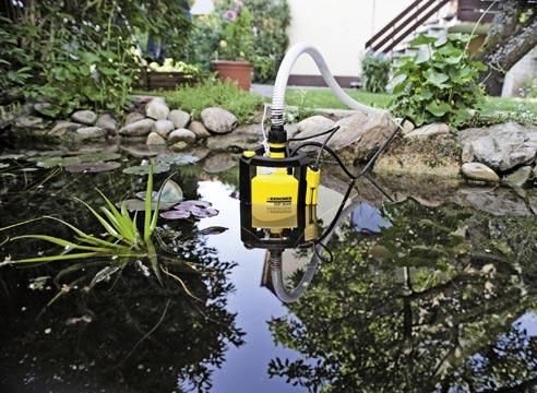 Маленький прудик на участке, если вода близко к поверхности