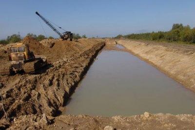 Мелиорация земель – одна из причин истощения подземных источников