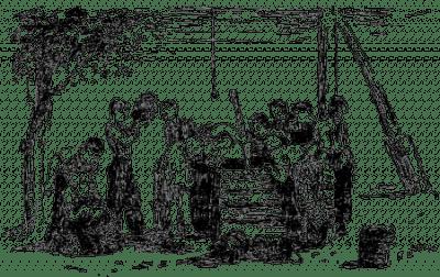 Падение ведра в шахту колодца – явление довольно частое