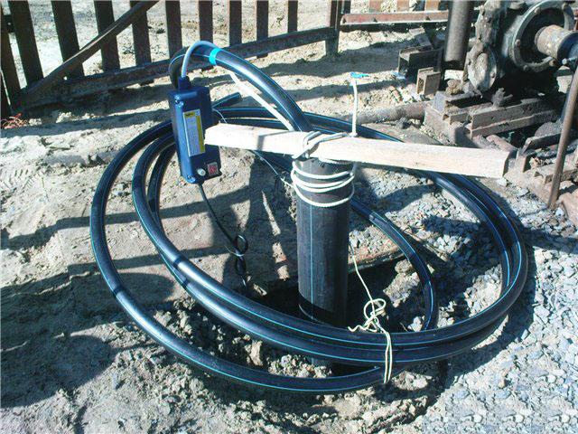 Домашний водопровод: углубление скважины