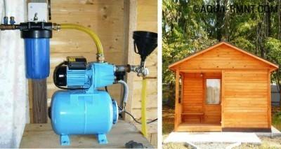 Обустройство скважины для обеспечения дома водой
