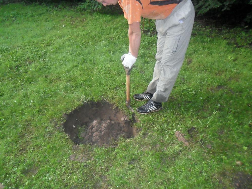 Подготовка поверхности к бурению скважины