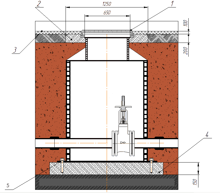 Пример проекта колодца