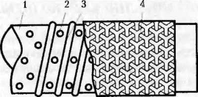 Схема фильтра для скважины
