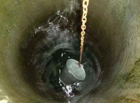 Очистка мутной воды