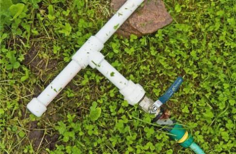 Подключение летнего водопровода