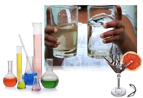 Пример качества воды