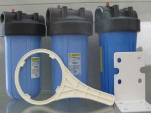 Фильтры для очистки механическим способом