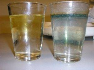 Иногда мутная вода оказывается вполне пригодной для употребления, тогда как чистая и прозрачная на вид содержит множество опасных примесей