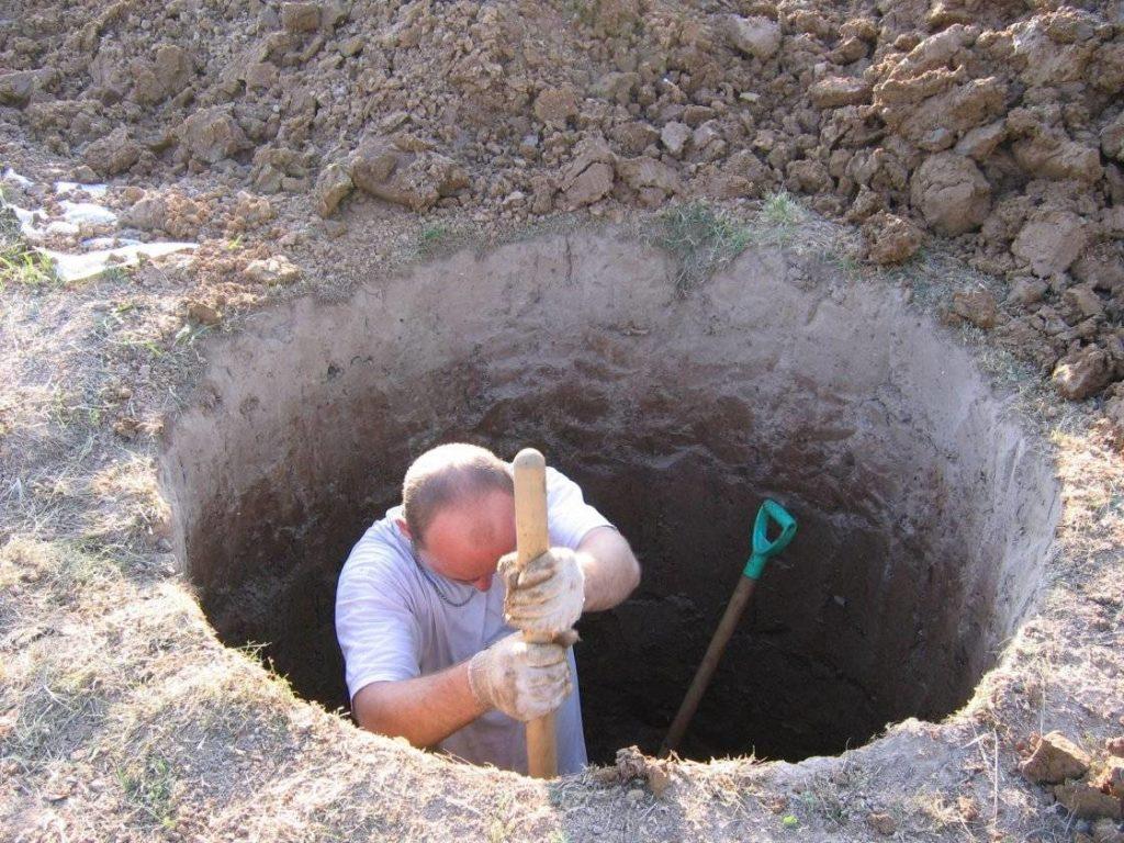 Копаем колодец