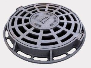 Люк для дождеприемной ливневой канализации