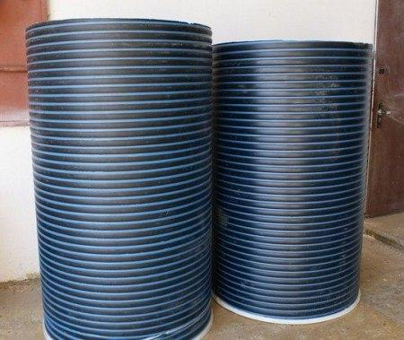 Пластиковые кольца