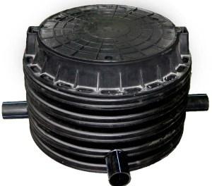Пластиковый кабельный колодец