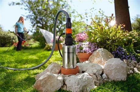 Садоводам нужен насос с мощностью в несколько раз больше, чем 60 л/мин