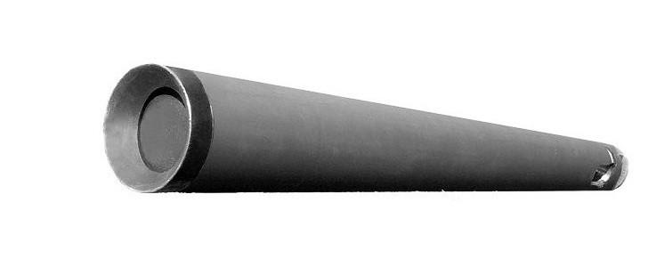 Труба-желонка для очистки скважин