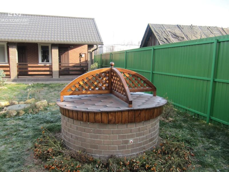 Водоснабжение из скважины на даче