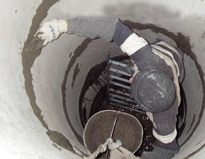 Заделка стыков цементным раствором