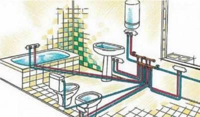 Здесь нет проблем с водоснабжением