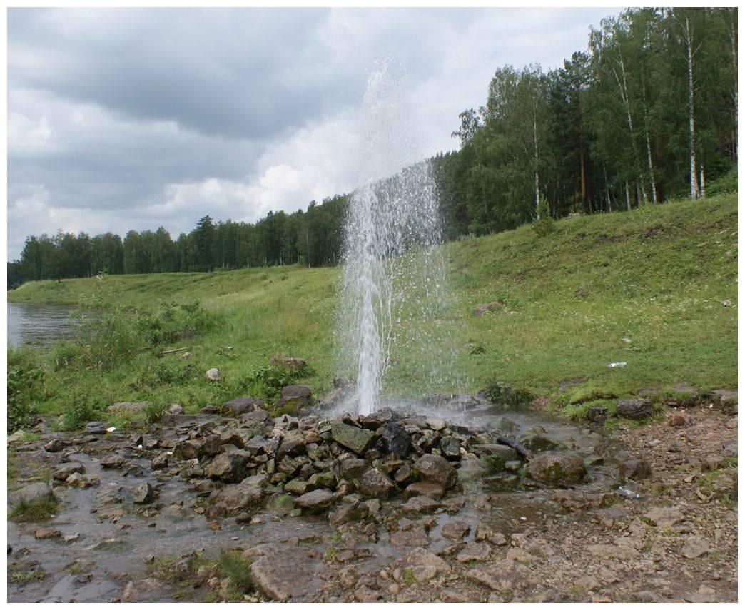 датчики контроля воды в скважине схемы