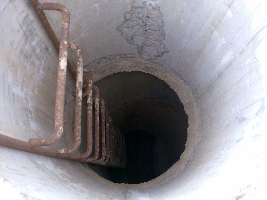 веревочные лестницы для колодцев