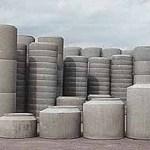 Разнообразные бетонные изделия