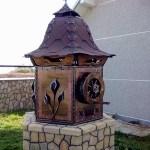 Кованный домик