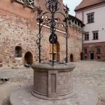 Колодец Мирского замка