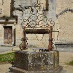 Колодец в монастыре Франции