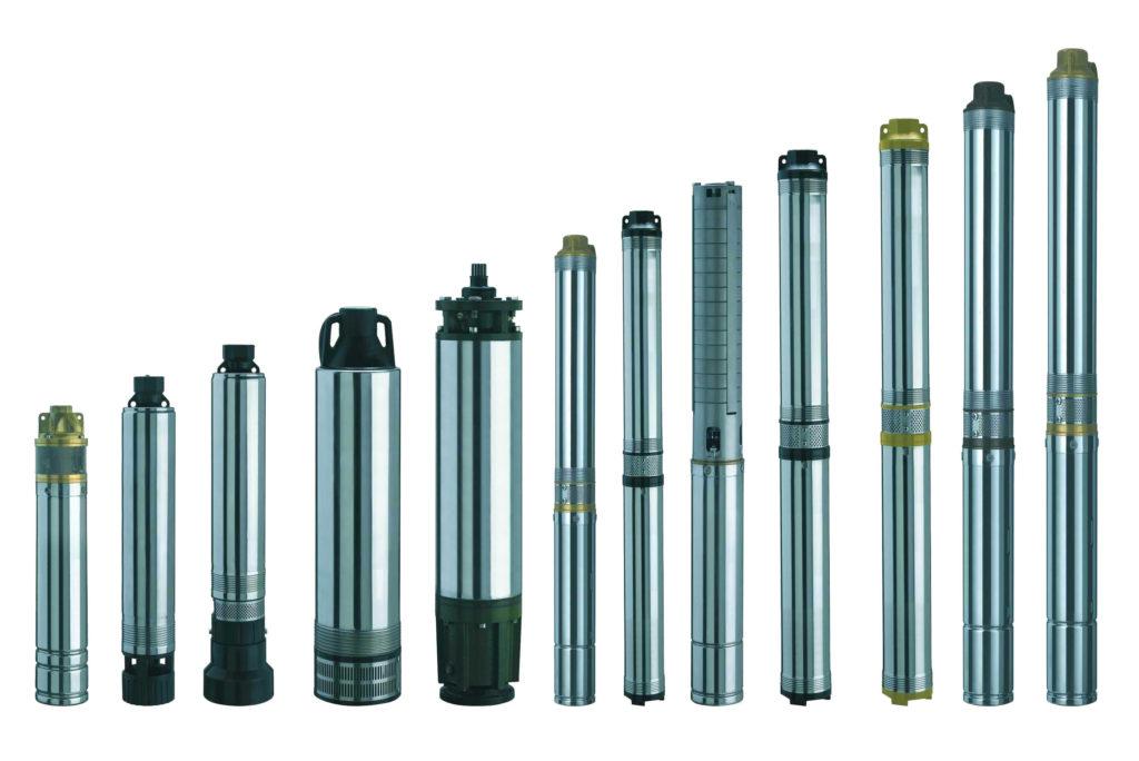 Различные модификации скважинных насосов