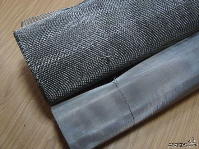 Сетки для скважинных фильтров галунного плетения