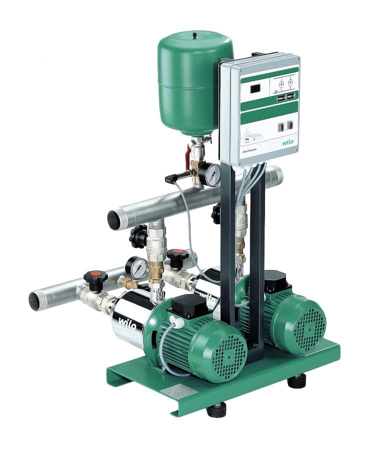 Бытовая станция для повышения давления воды