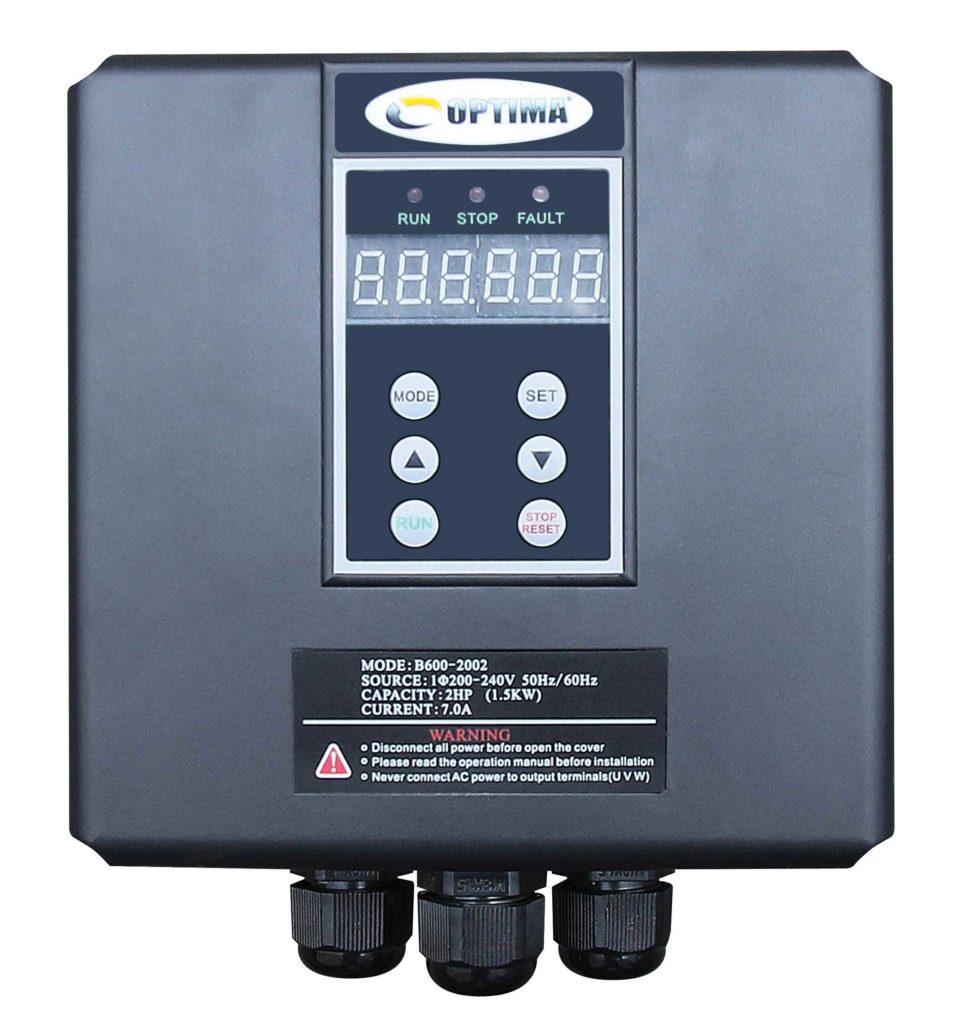 Преобразователь частот для насосного оборудования