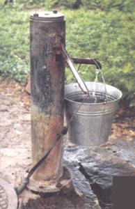 Ручной насос для скважин