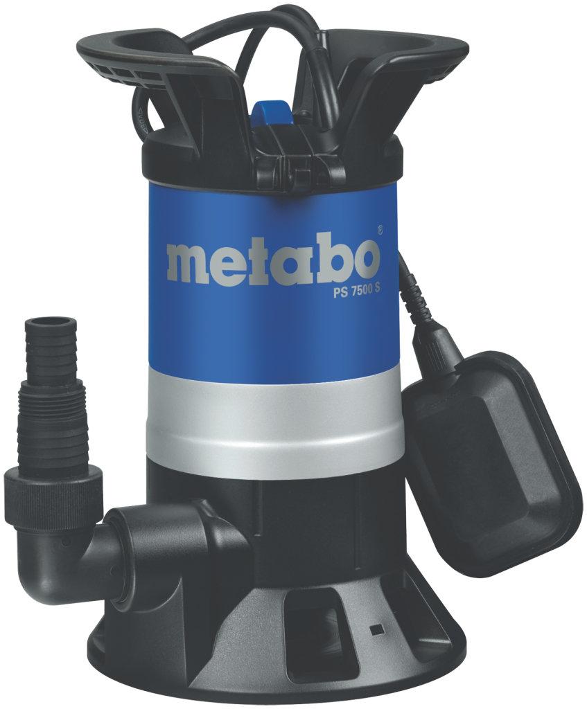 Шламовый насос погружной Metabo