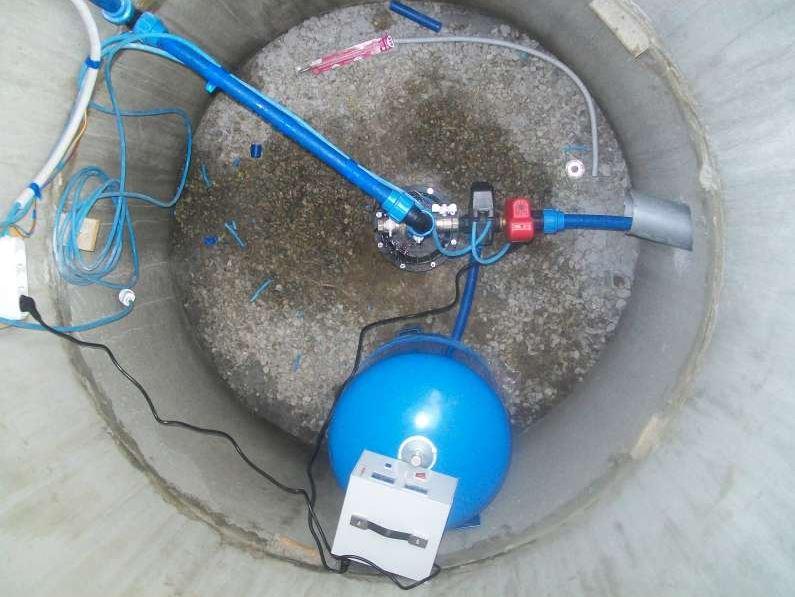 Оборудование скважины для воды своими руками