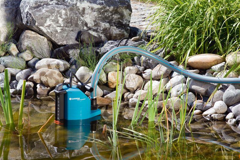 Насос для грязной воды погружной