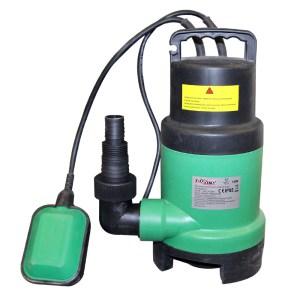 Погружной насос для грязной воды 400 Вт