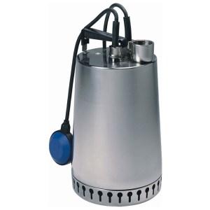 Погружной насос «Грундфос» для грязной воды