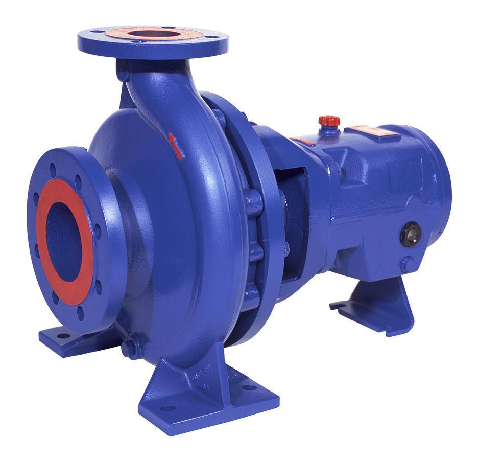 Типы центробежных насосов: турбинный агрегат