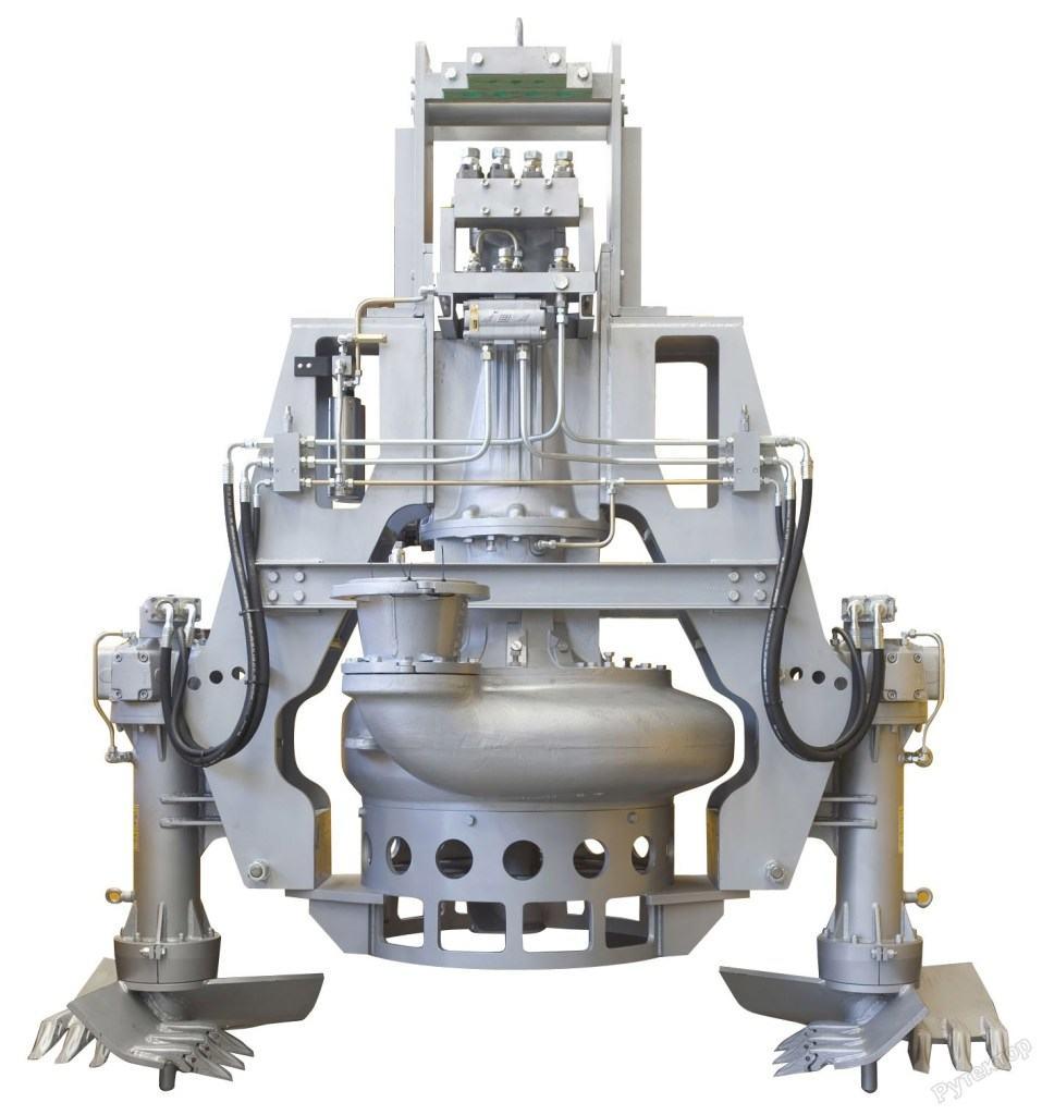 Дноуглубительный агрегат