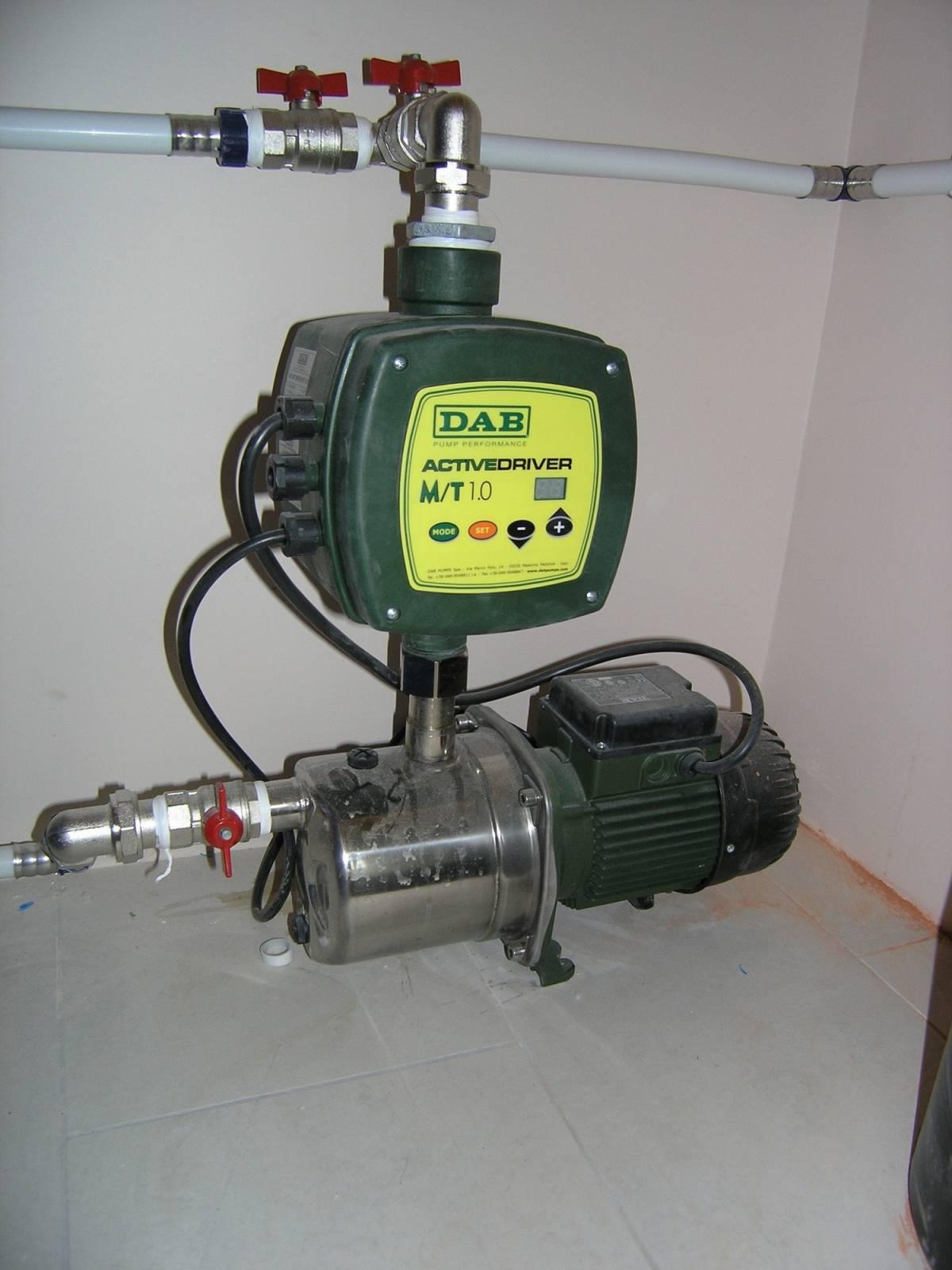 Управление скважинным насосом