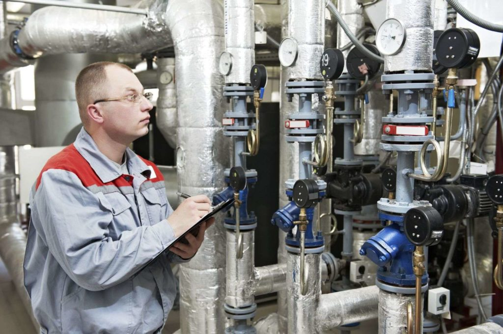 Контроль состояния насосного оборудования на производстве