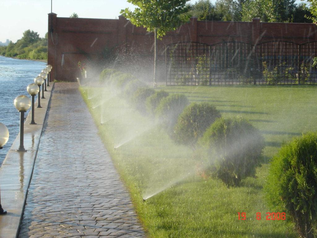 Поливочный водопровод