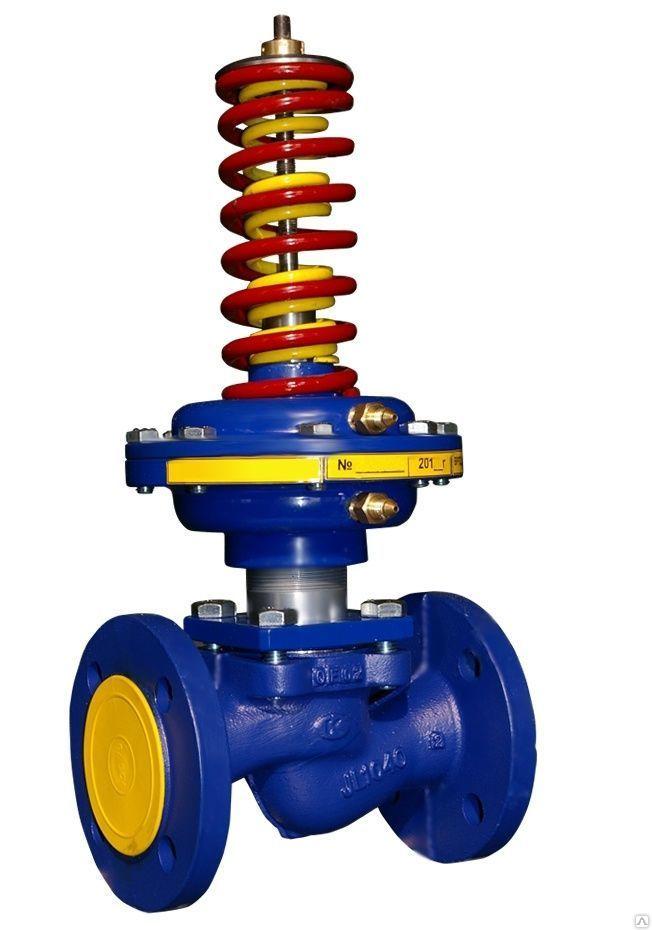 Промышленный регулятор давления воды для насосной станции