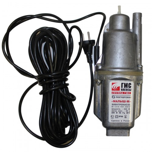 Электронасос Малыш-М с кабелем 40 м